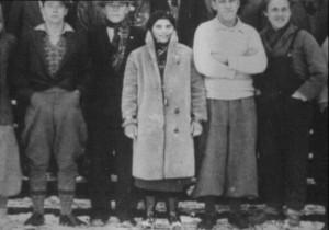 Min mor Regina Korinman i Kanada 1926